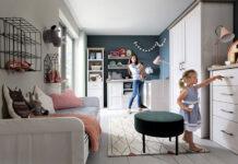 Jakie meble do pokoju dziecięcego wybrać