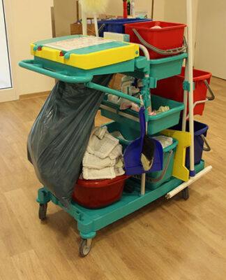 Jak wybrać usługi sprzątające dla firmy w Warszawie