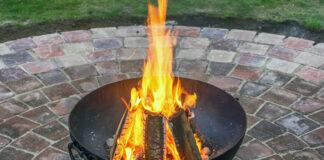grill czy palenisko